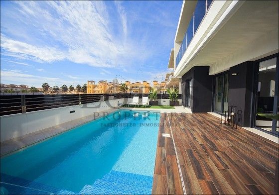 Lyxvilla med privat pool, Residencial Amancecer V - Lotus Properties