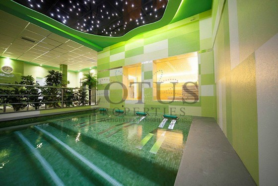 Modern lägenhet med spa & gym- Royal Park - Lotus Properties